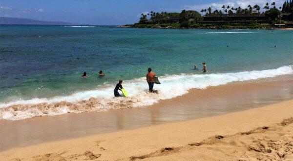 Best Destination Maui Beaches